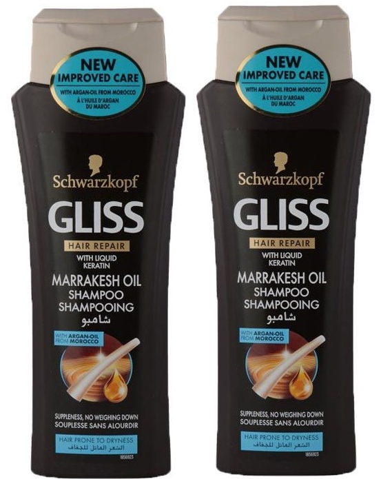 Gliss Shampo Buy two & save