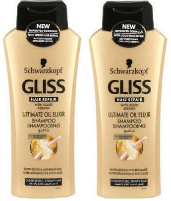 Gliss Shampoo Buy 2 & save