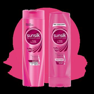 Sunsilk Shampoo Buy two & save(335ml+320ml)
